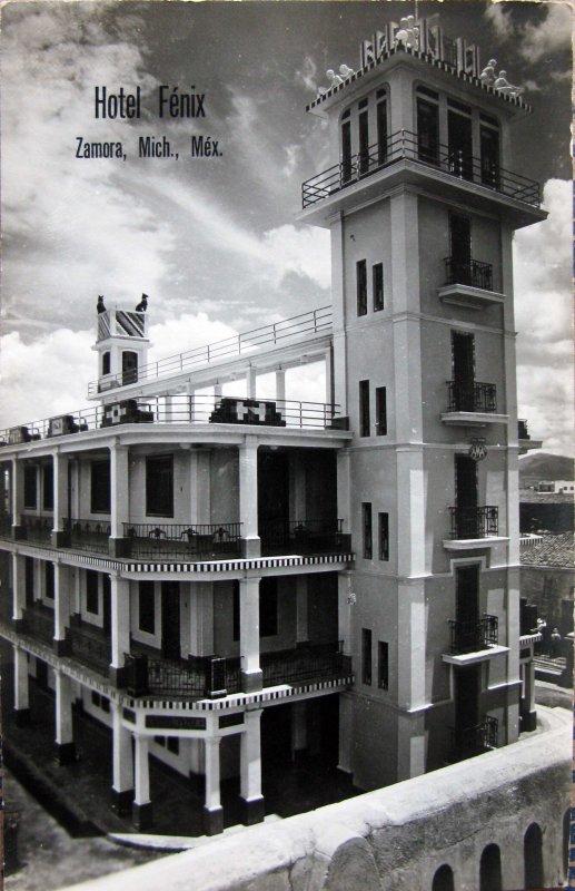 HOTEL FENIX Hacia 1945