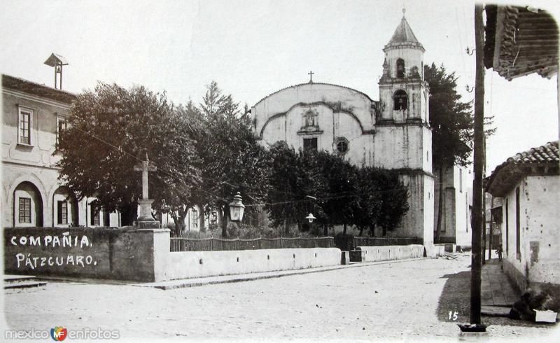 UGLESIA DE LA COMPANIA Hacia 1930