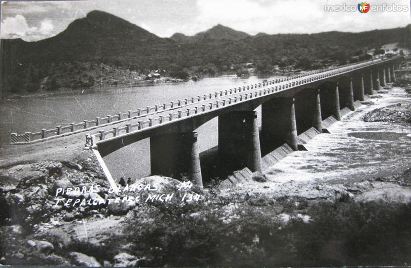 PIEDRAS BLANCAS Hacia 1945