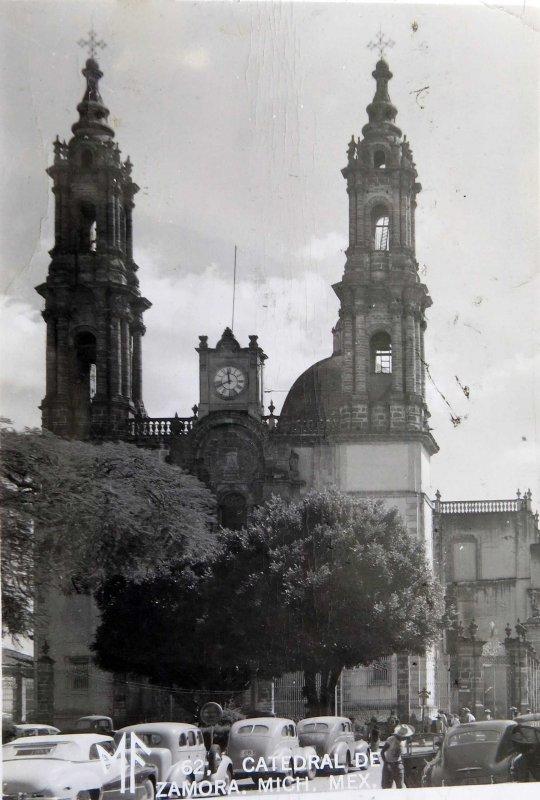 LA CATEDRAL PRINCIPAL Hacia 1930
