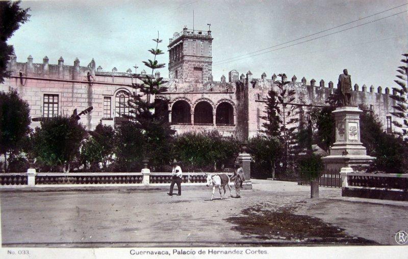 PALACIO DE CORTES Hacia 1909