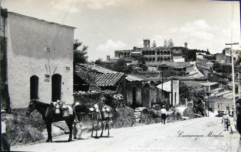 PANORAMA Y PALACIO DE CORTES Hacia 1945