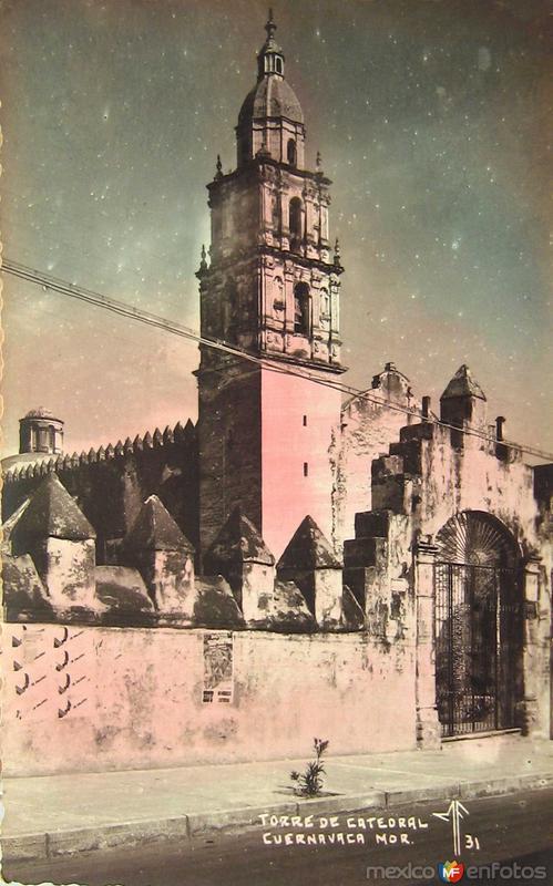 IGLESIA Y PANORAMA Hacia 1945