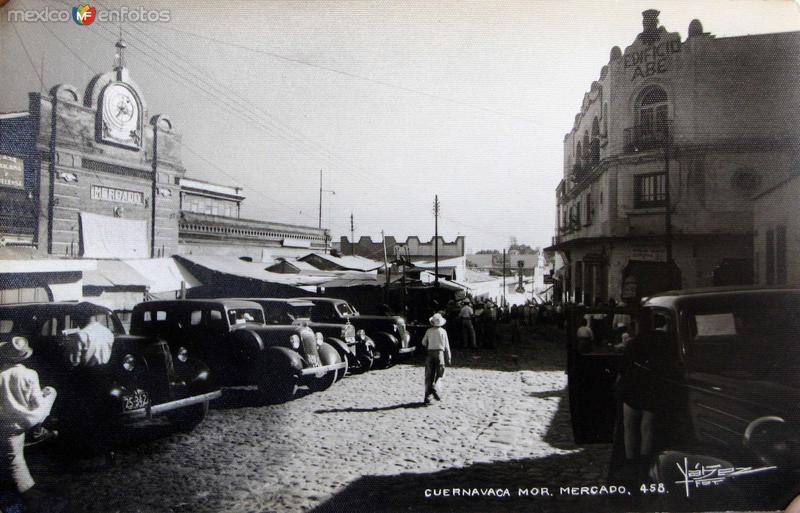 MERCADO Hacia 1949