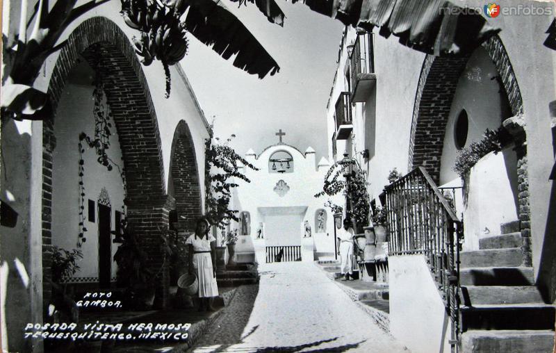 POSADA VISTAHERMOSA Hacia 1945