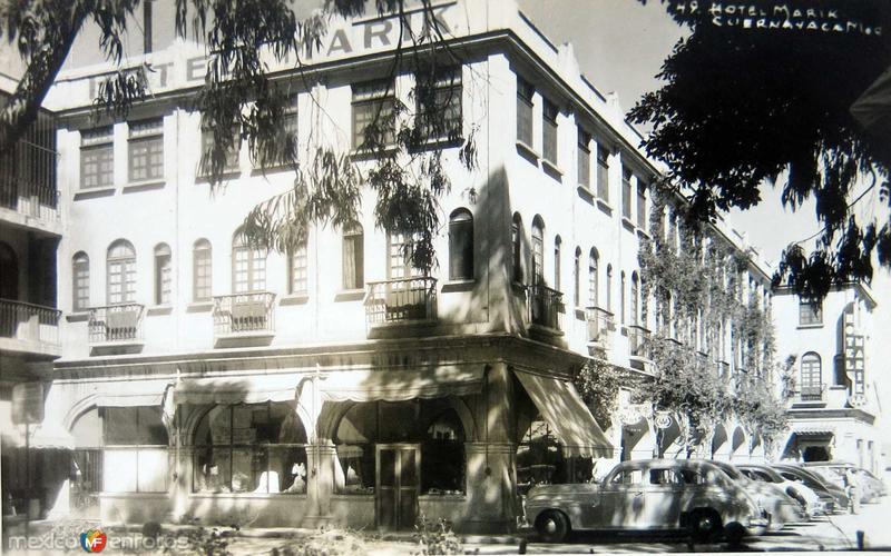 HOTEL MARICK Hacia 1945