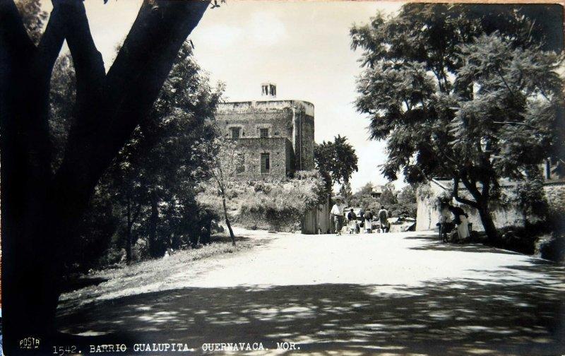 BARRIO GUALUPITA Hacia 1945