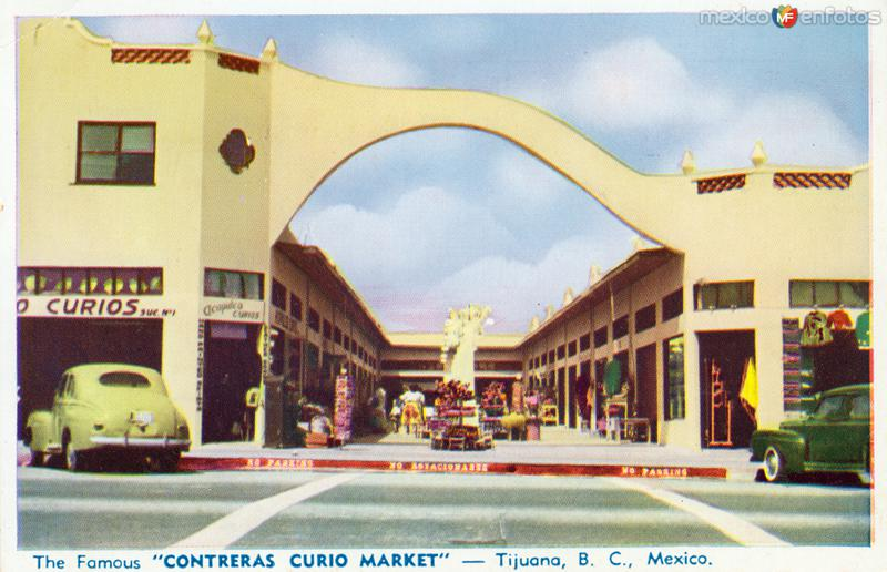 Fotos de Tijuana, Baja California, M�xico: Contreras Curio Market