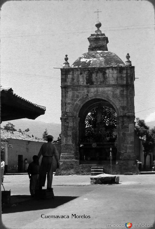 ESCENA CALLEJERA Hacia 1950