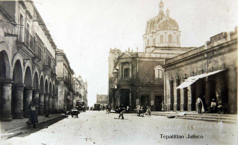 CALLE CENTRICA Hacia 1930