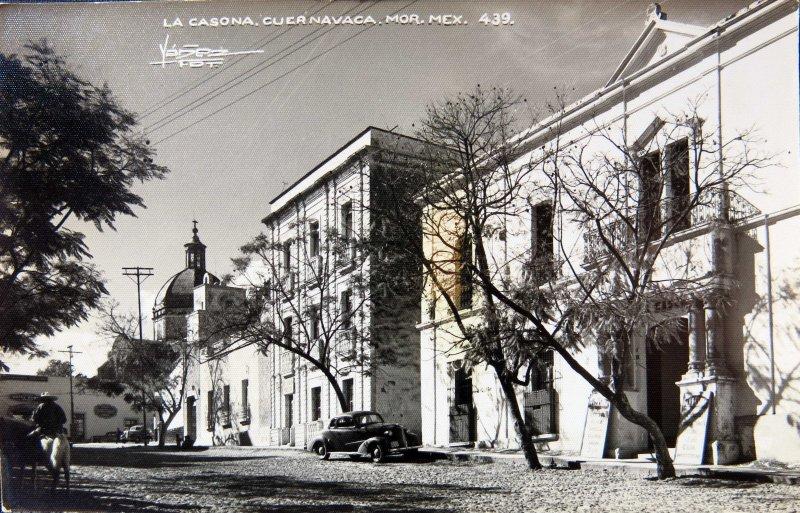 LA CASONA Hacia 1940