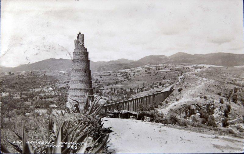 ACUEDUCTO DE LOS REMEDIOS Hacia 1945