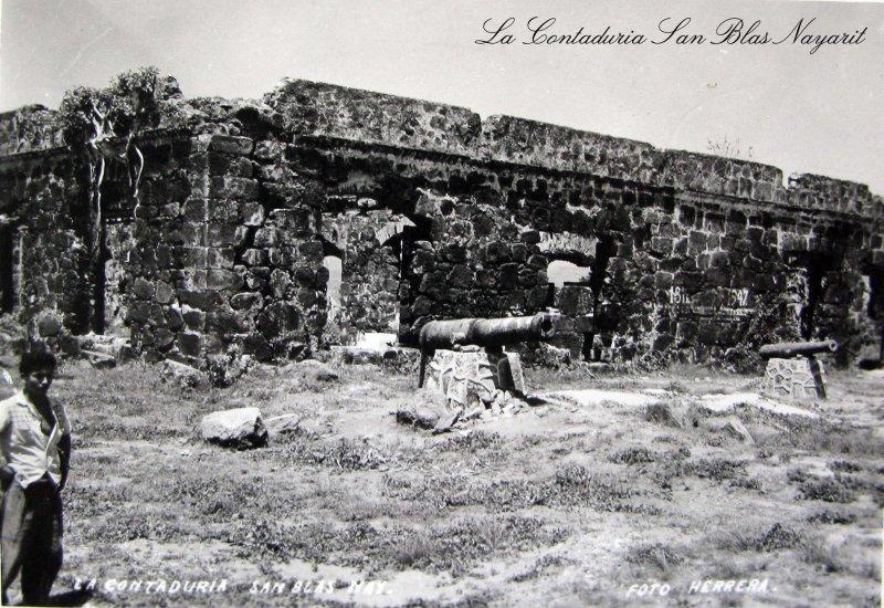 LA CONTADURIA Hacia 1945