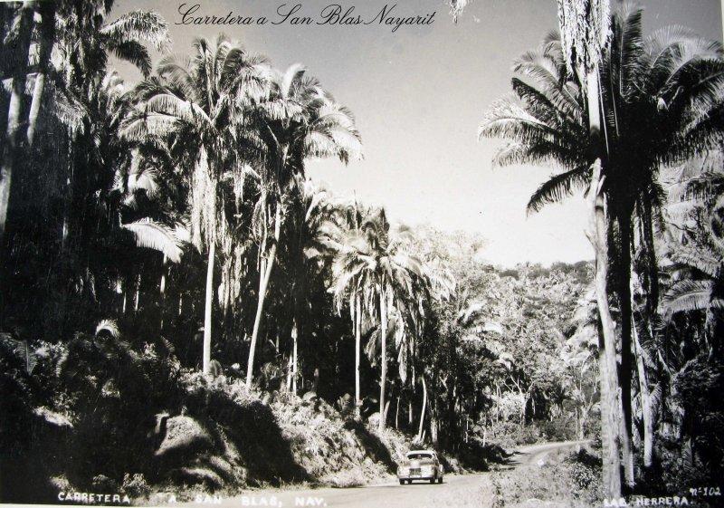 CARRETERA A Hacia 1950