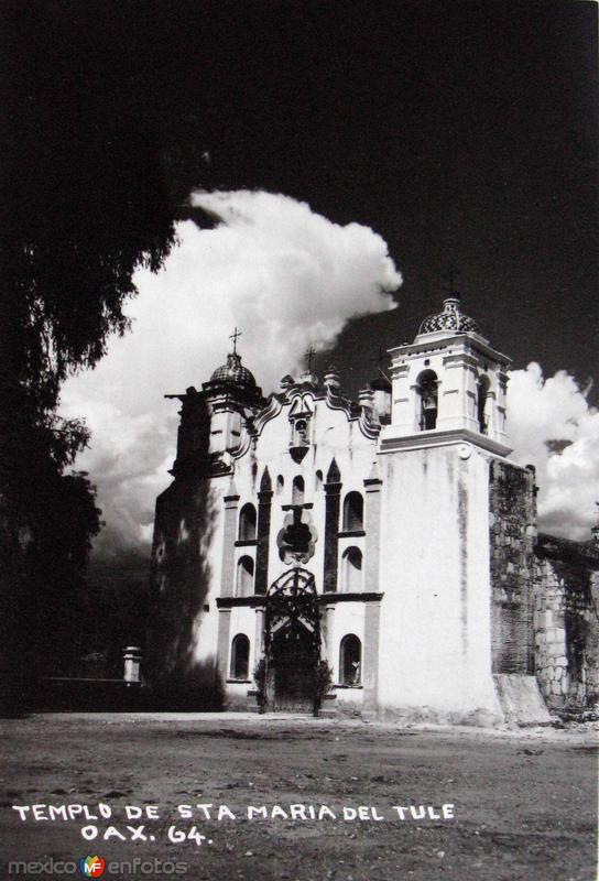 TEMPLO PANORAMA Hacia 1945