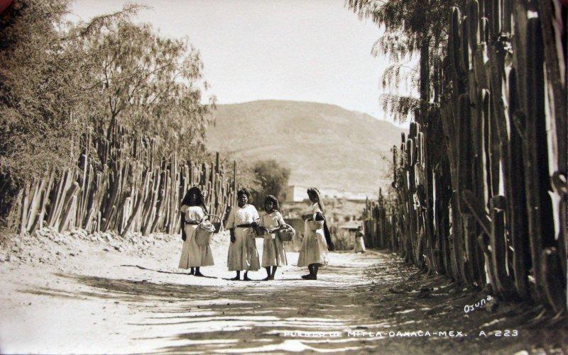 EL PUEBLO PANORAMA Hacia 1945