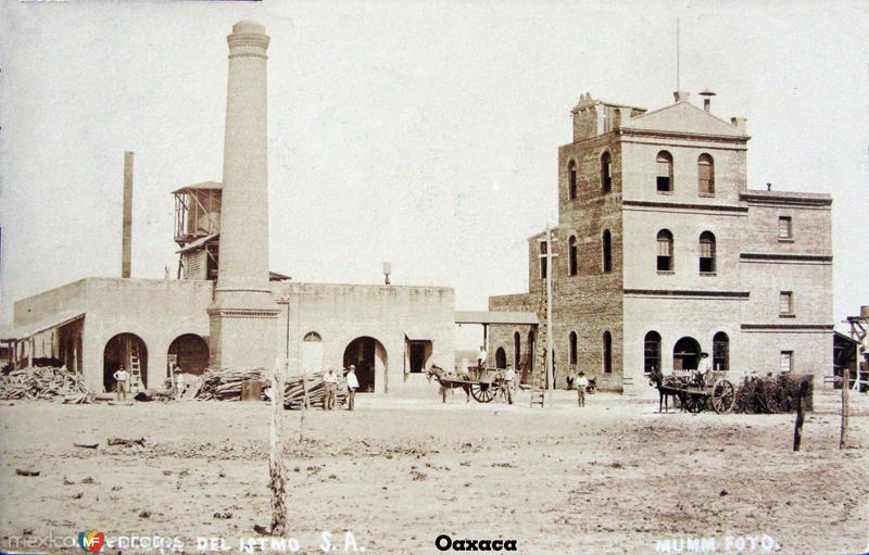 CERVECERIA DEL ISTMO Hacia 1909