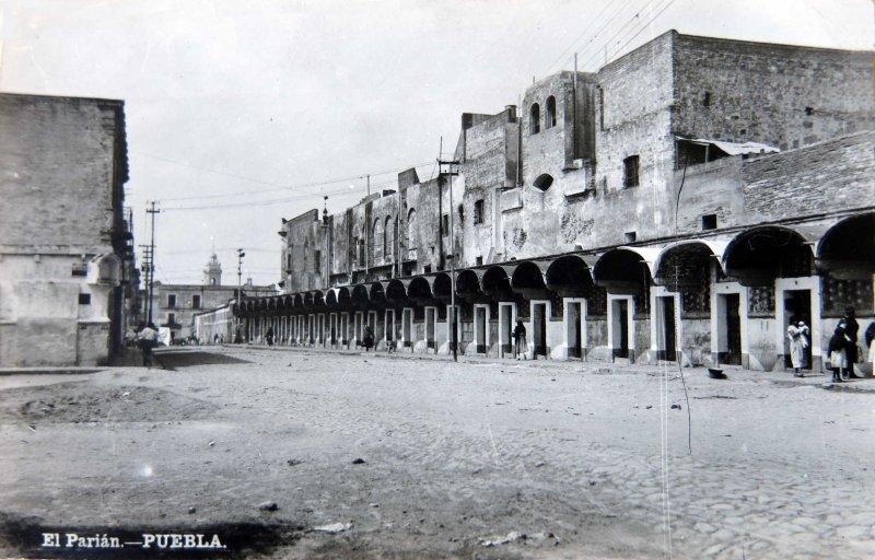 EL PARIAN Hacia 1945