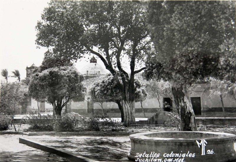DETALLES COLONIALES PANORAMA Hacia 1945