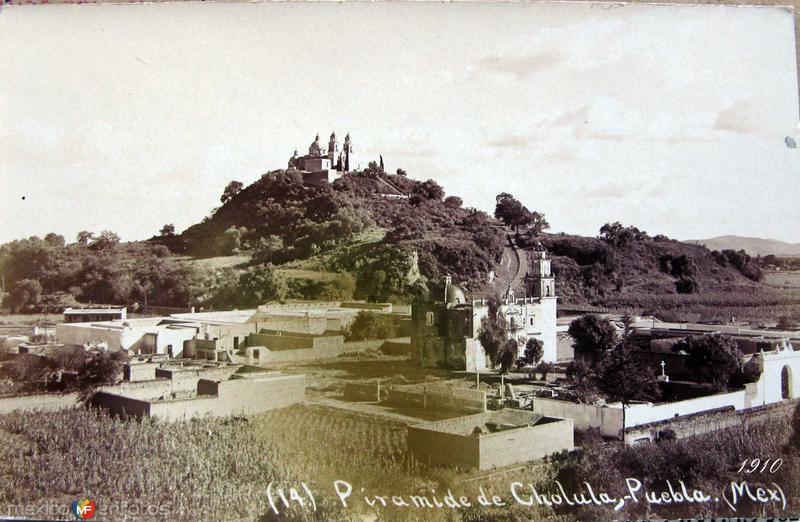 PANORAMA E IGLESIAS HACIA 1909