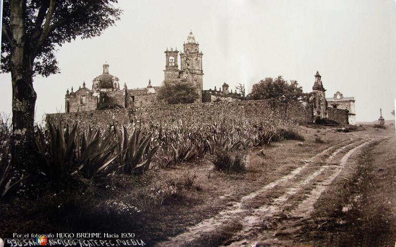 PANORAMA Por el fotografo HUGO BREHME Hacia 1930