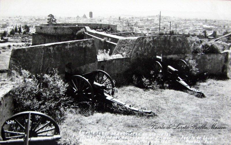 FUERTE DE LORETO PANORAMA Hacia 1945