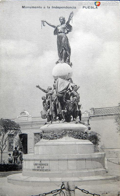 MTO. A LA INDEPENDENCIA Hacia 1945
