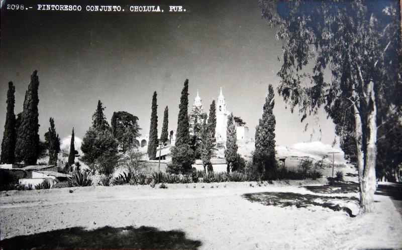 PINTORESCO CONJUNTO PANORAMA Hacia 1945