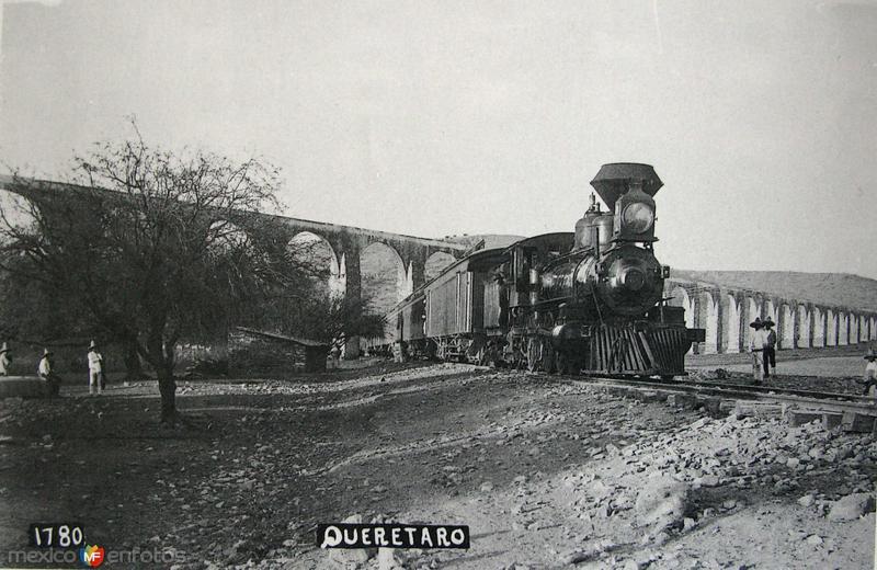 EL ACUEDUCTO Hacia 1900