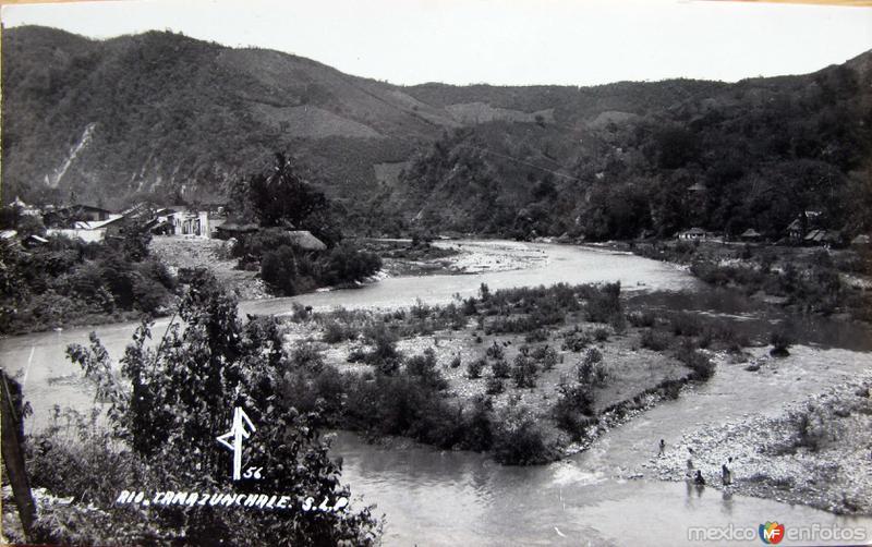 EL RIO Hacia 1945