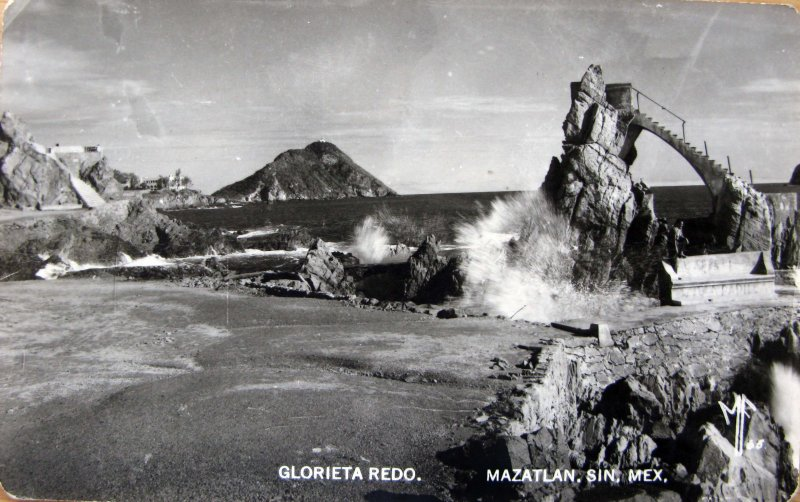 GLORIETA REDO PANORAMA Hacia 1945
