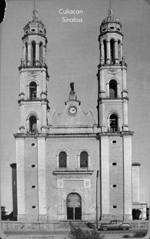 LA IGLESIA Hacia 1960