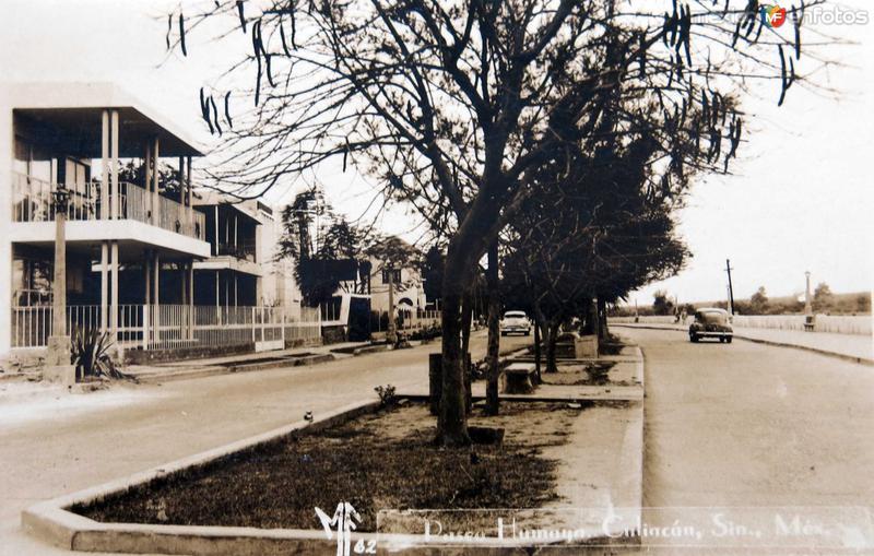 PASEO HUINAYA Hacia 1945