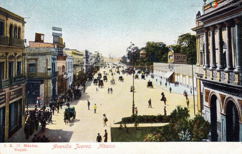 Avenida Juárez
