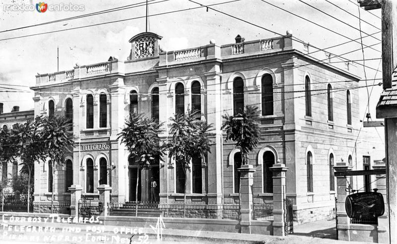 Oficina de Telégrafos