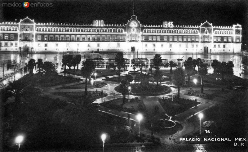 Fotos de Ciudad de México, Distrito Federal, México: Palacio Nacional