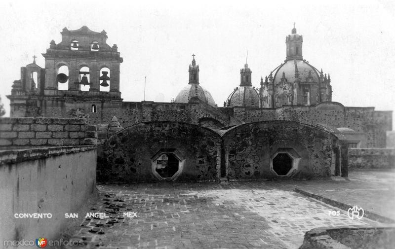 Convento de San Angel