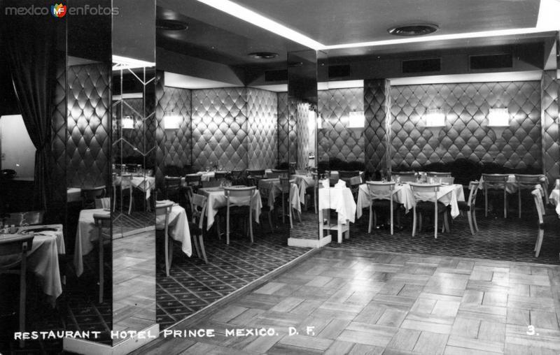 Restaurante del Hotel Prince