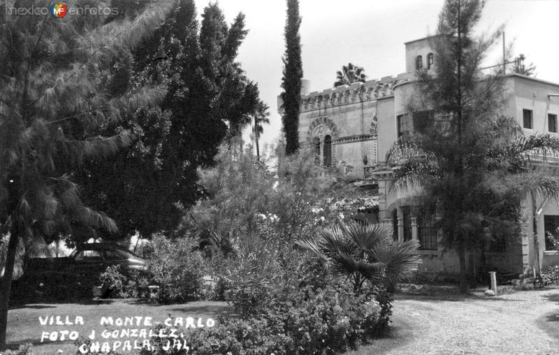 Villa de Monte Carlo