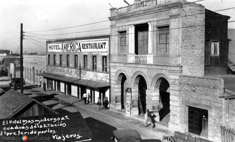 Fotos de Reynosa, Tamaulipas, México: Hotel América