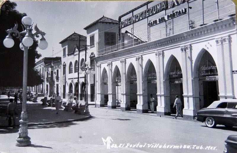 PANORAMA LOS PORTALES Hacia 1945