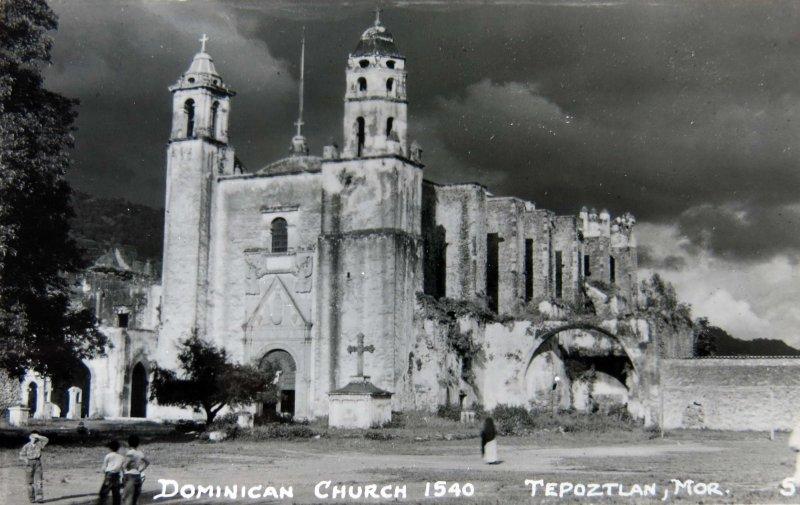 IGLESIA DOMINICANA Hacia 1945