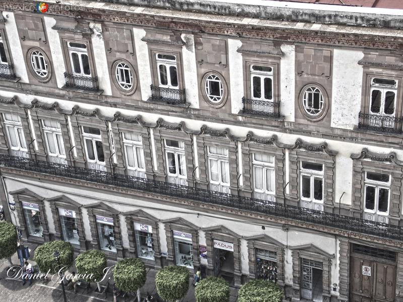 Hermoso edificio colonial