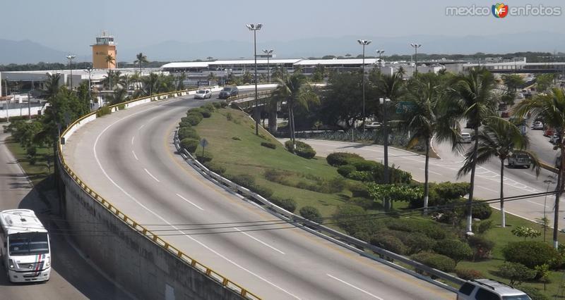 Aeropuerto de Vallarta. Abril/2015