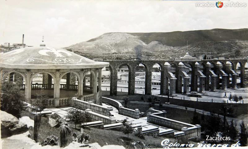 COLONIA SIERRA DE Circa 1930-1950