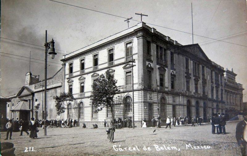CARCEL DE BELEN circa 1900-1920