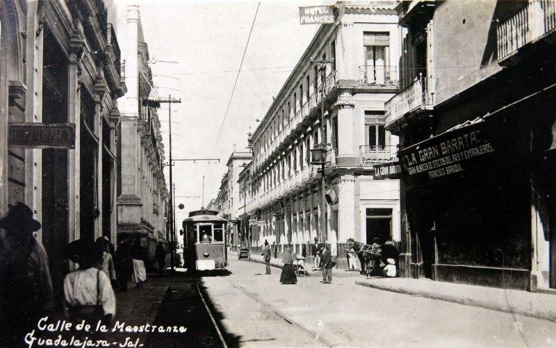 CALLE DE MAESTRANZA circa 1900-1930