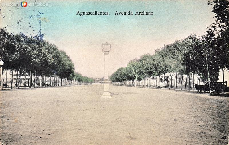 Avenida Arellano