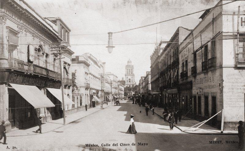 Calle 5 de Mayo
