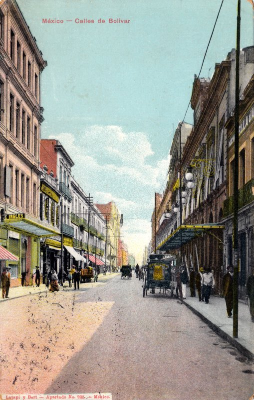 Calle de Bolívar